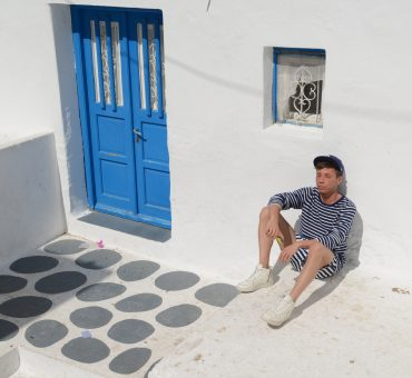 A postcard from Greece