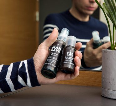 Winter Skincare Routine With ManCave